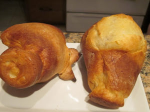 Perfect Popovers and Perfect Night