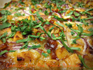 Friday Night Pizza – BBQ Style