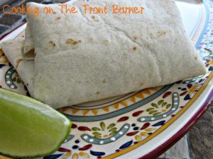 Burrito a la Deb