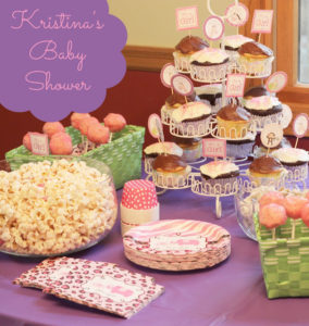 Baby Shower Time…