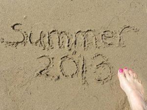 Summertime…