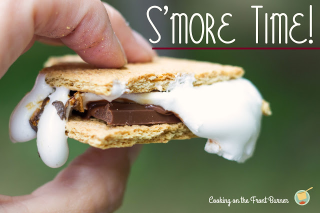 How to make a s'more