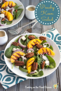 Peachy Keen Salad