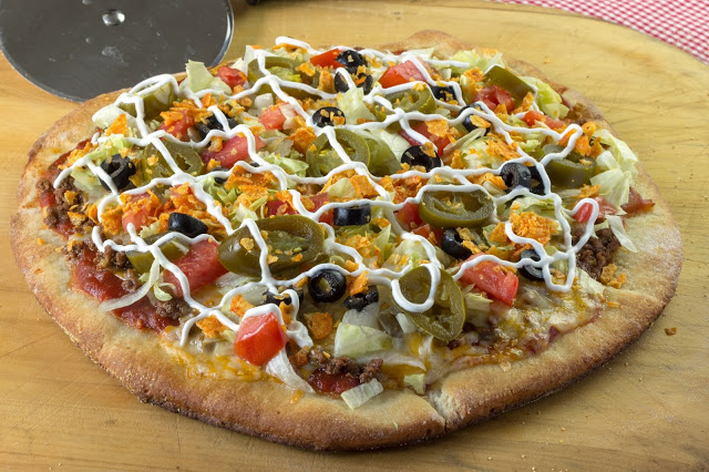Taco Pizza | Cooking on the Front Burner #pizza