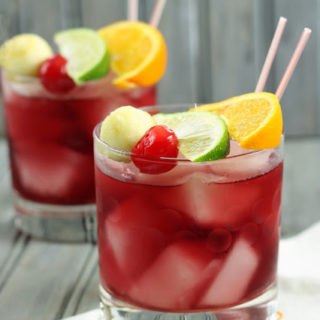 Red Apple Sangria {Copycat}