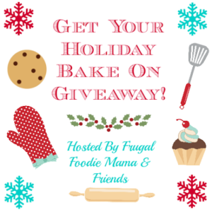 Holiday Baking Package Giveaway!
