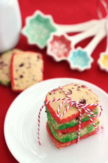 Cranberry-Orange Spice Cookies | Cooking on the Front Burner #cranberryorangecookies