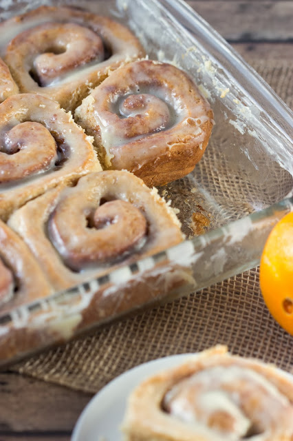 Sweet Rolls | Cooking on the Front Burner