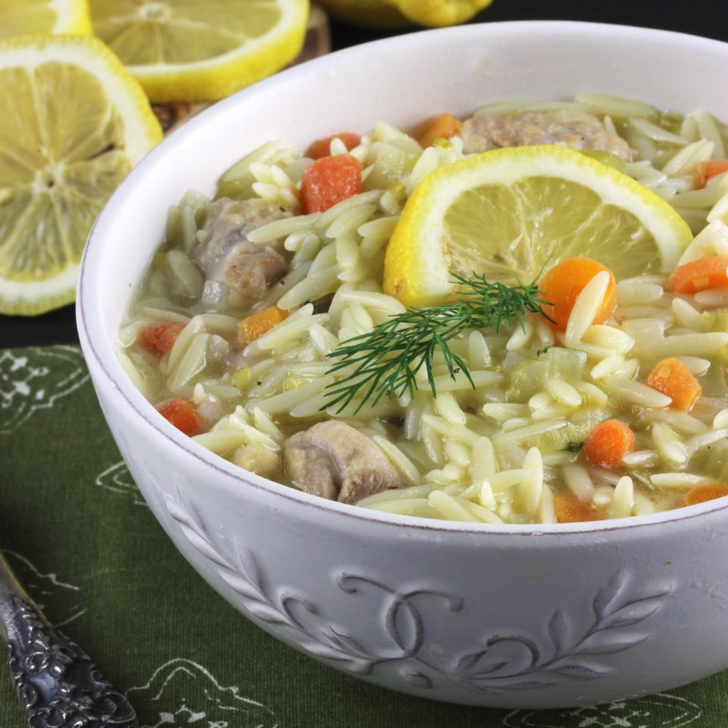 Lemon Chicken Stew | Cooking on the Front Burner #lemonstew #chickenstew
