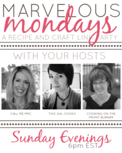 Link Party – Marvelous Monday #87
