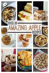 Amazing Apple Recipes!