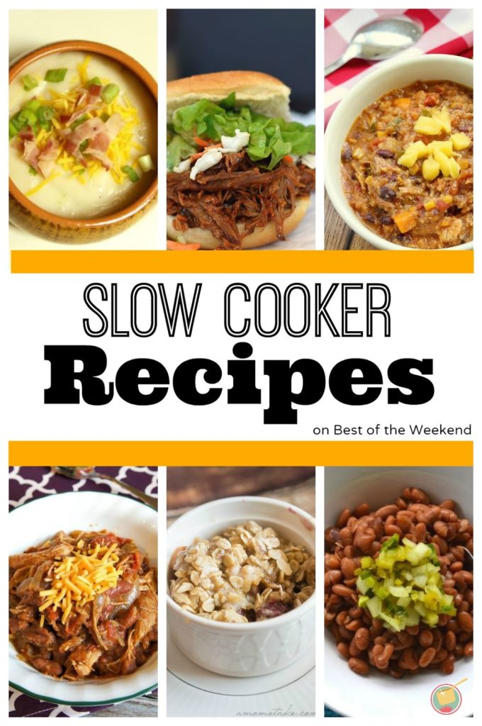 Slow Cooker Recipes on Best of the Weekend | Cooking on the Front Burner