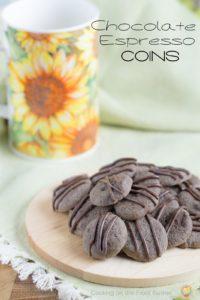 Chocolate Espresso Coins