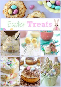 Pretty Pastel Easter Treats
