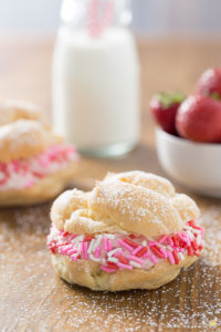 PINK FOR A CURE – CREAM PUFFS