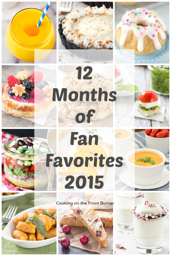 Fan favorites 2015 cooking on the front burner 2015 fan favorites cooking on the front burner forumfinder Choice Image