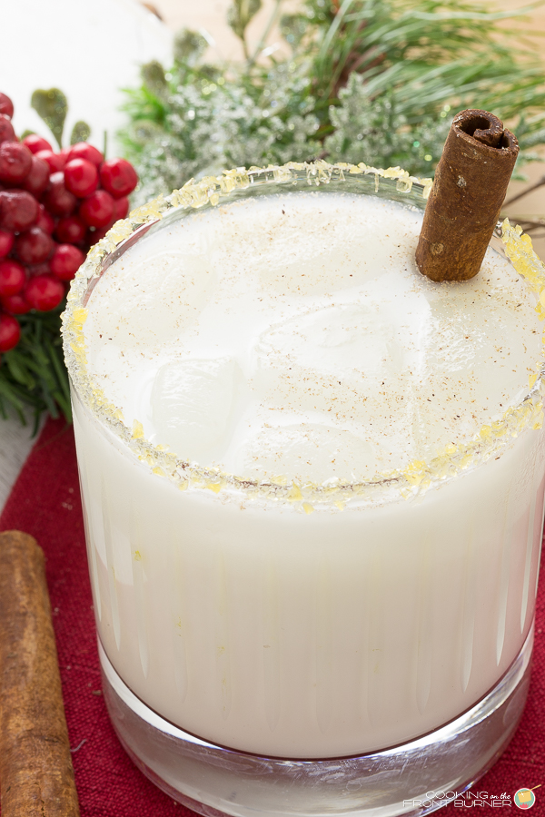 Butterscotch White Russian | Cooking on the Front Burner