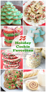 25 HOLIDAY COOKIE FAVORITES!