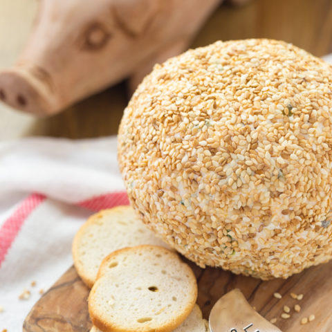 Southwest Cheese Ball