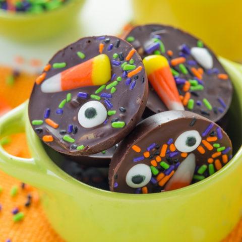 Halloween Candy Bites