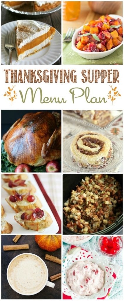Look no further as we have a great collection of recipes for your Thanksgiving table!