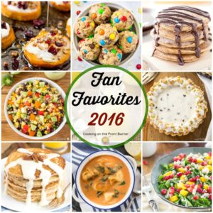 Fan Favorites 2016