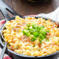 Ba'corn Cheese Side Dish