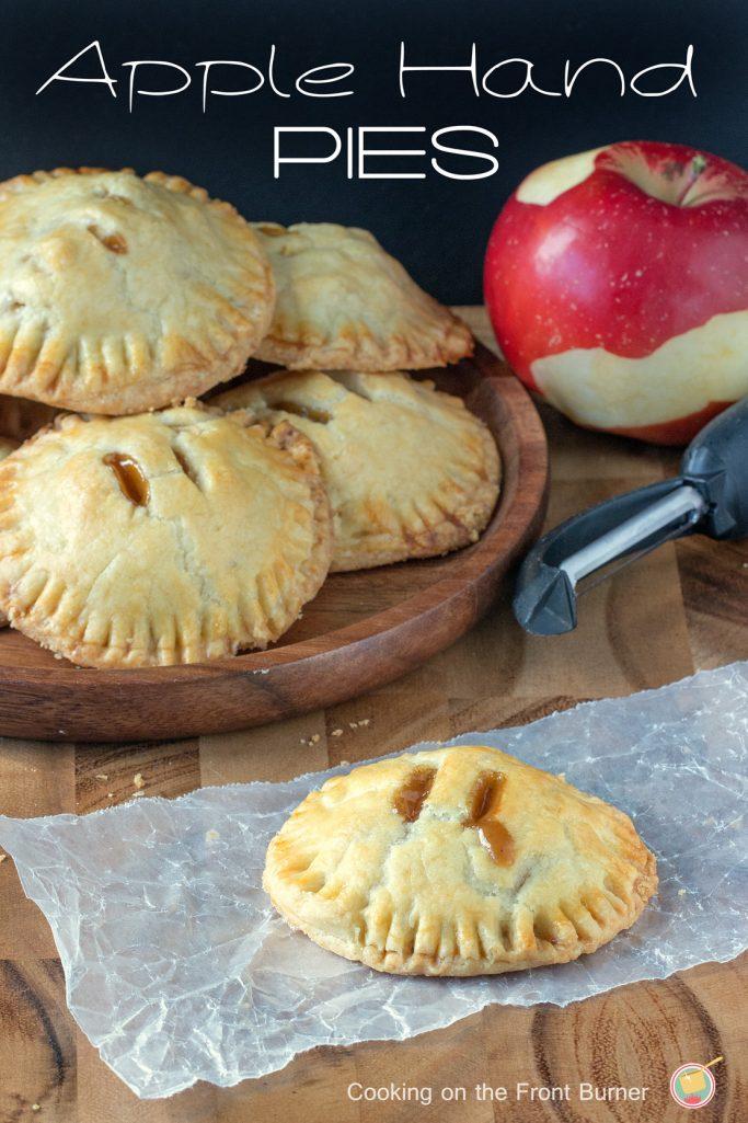 Turkey and Potato Hand Pies