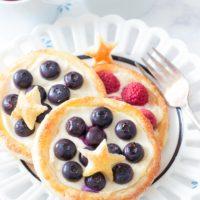 Breakfast Fruit Pastries