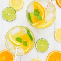 Citrus Ice Cooler