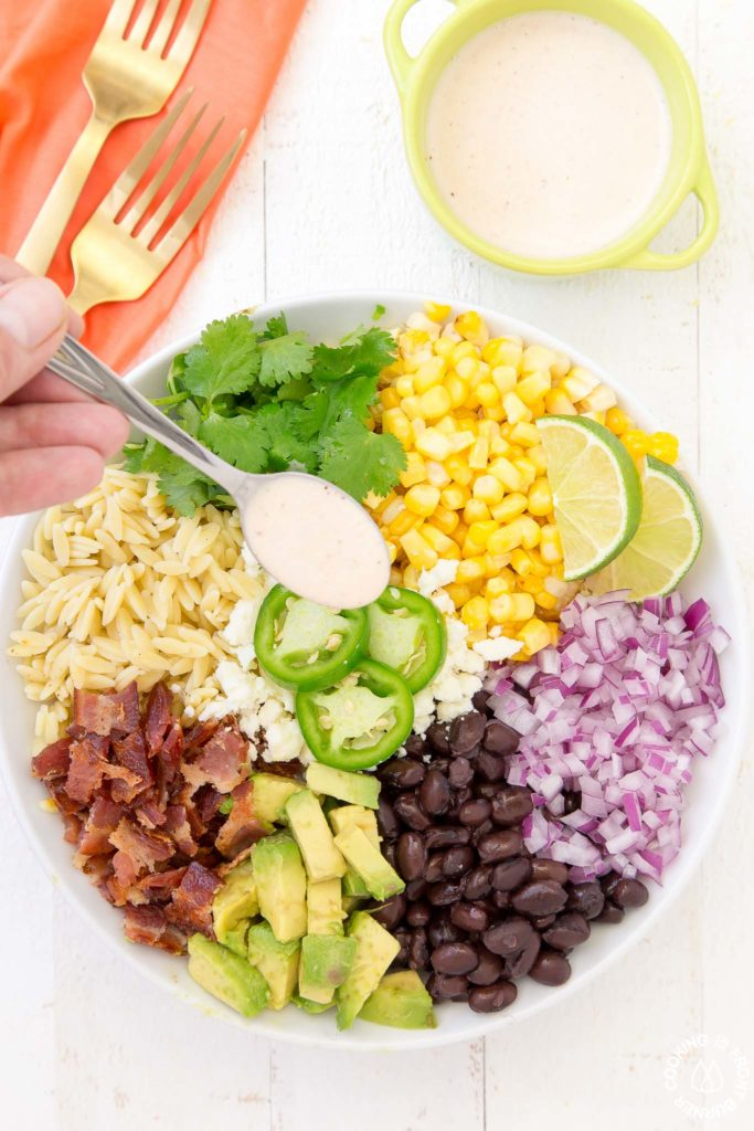 chili-lime salad dressing