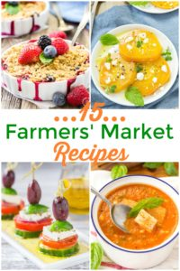 FARMERS' MARKET FRESH RECIPES