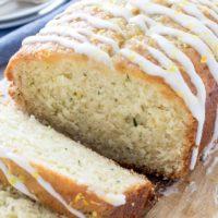 Lemon Zucchini Quick Bread