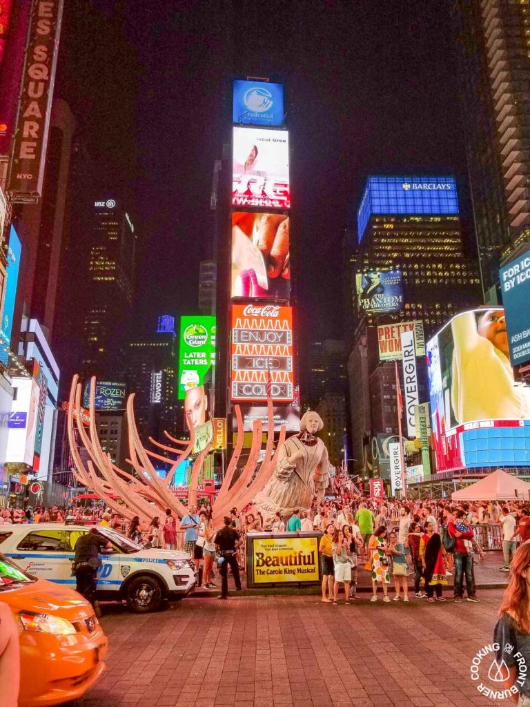 Ever wondered what you could do in New York City in 48 hours (give or take a few?)  If you have the walking shoes and a sense of adventure, then this post is for you!