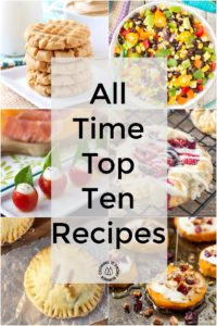 All Time Top Recipes
