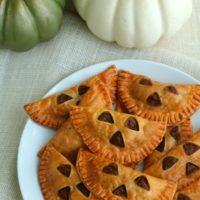 Pumpkin Empanadas Shortcut Recipe