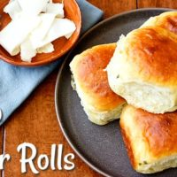 Potato Dinner Rolls