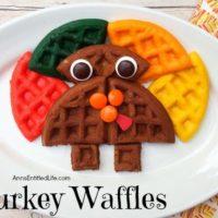 Turkey Waffle Recipe