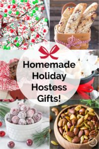 Delicious Holiday Hostess Gifts