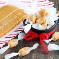 Homemade (Soft) Caramels