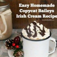Easy Homemade Copycat Baileys Irish Cream Recipe
