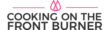 Cooking on the Front Burner logo