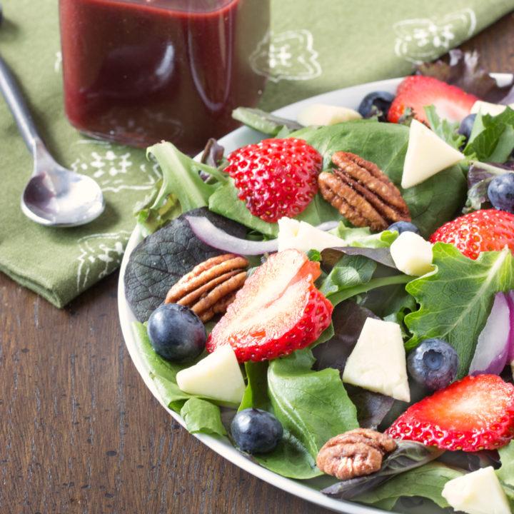 Berry Brie Salad