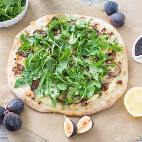 Fresh Fig Pizza