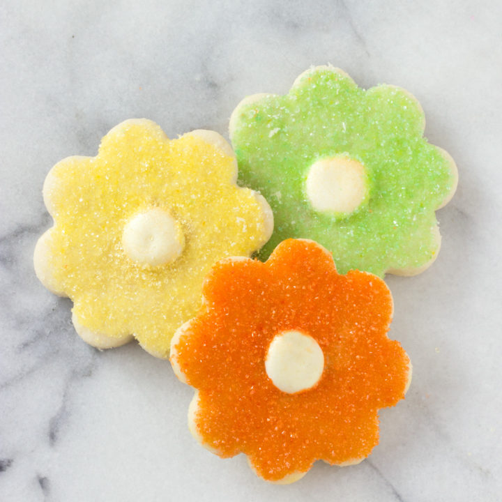 Flower Power Cookies