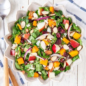 Chopped Fall Salad